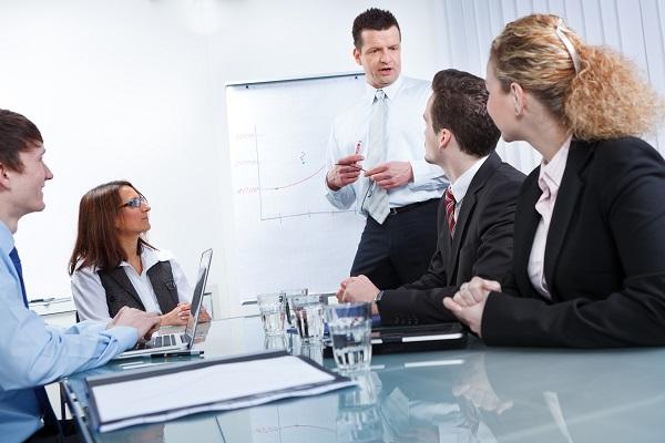 Презентация в бизнесе: как развивать продажи при выступлении