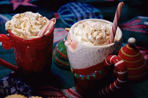 Кофе в Рождество