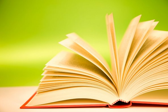 Книга, которую ты читаешь сейчас